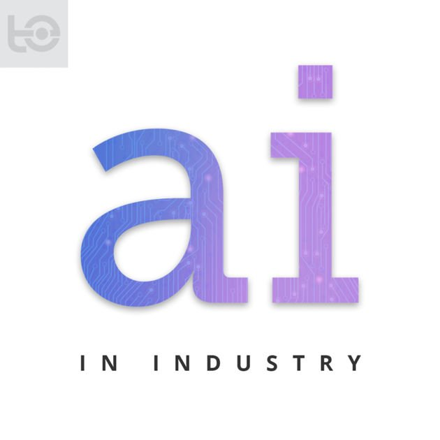 Artificial Intelligence In Industry Podcast Logo