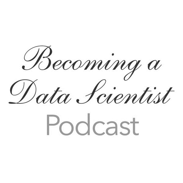 Becoming A Data Scientist Podcast Logo