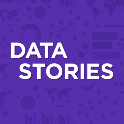 Data Stories Podcast Logo