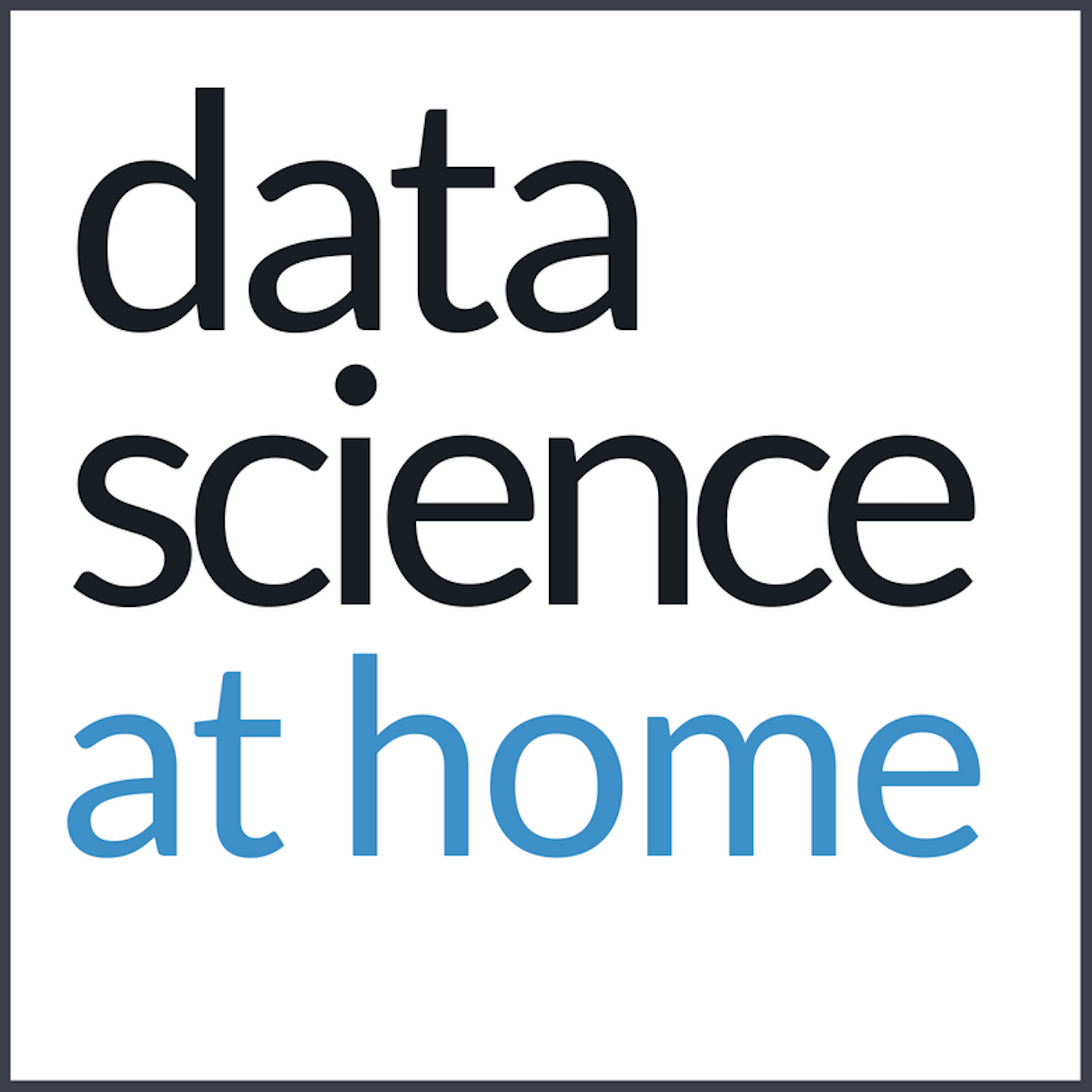 Data Science At Home Podcast Logo