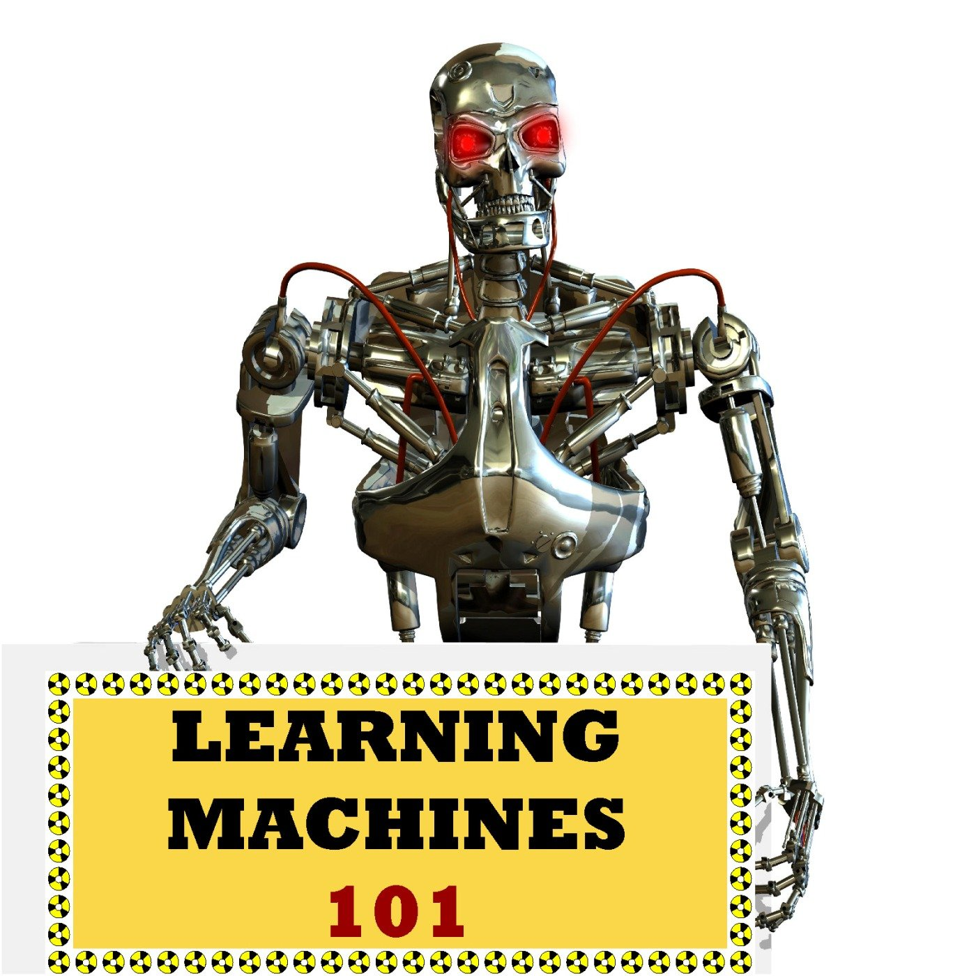 Learning Machines 101 Podcast Logo