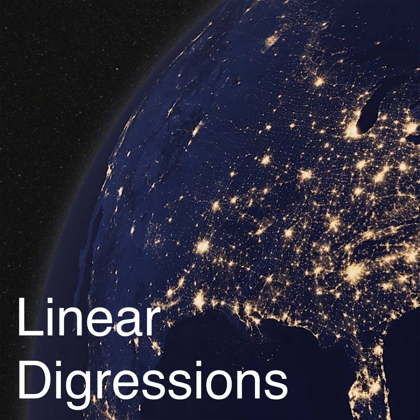 Linear Digressions Podcast Logo