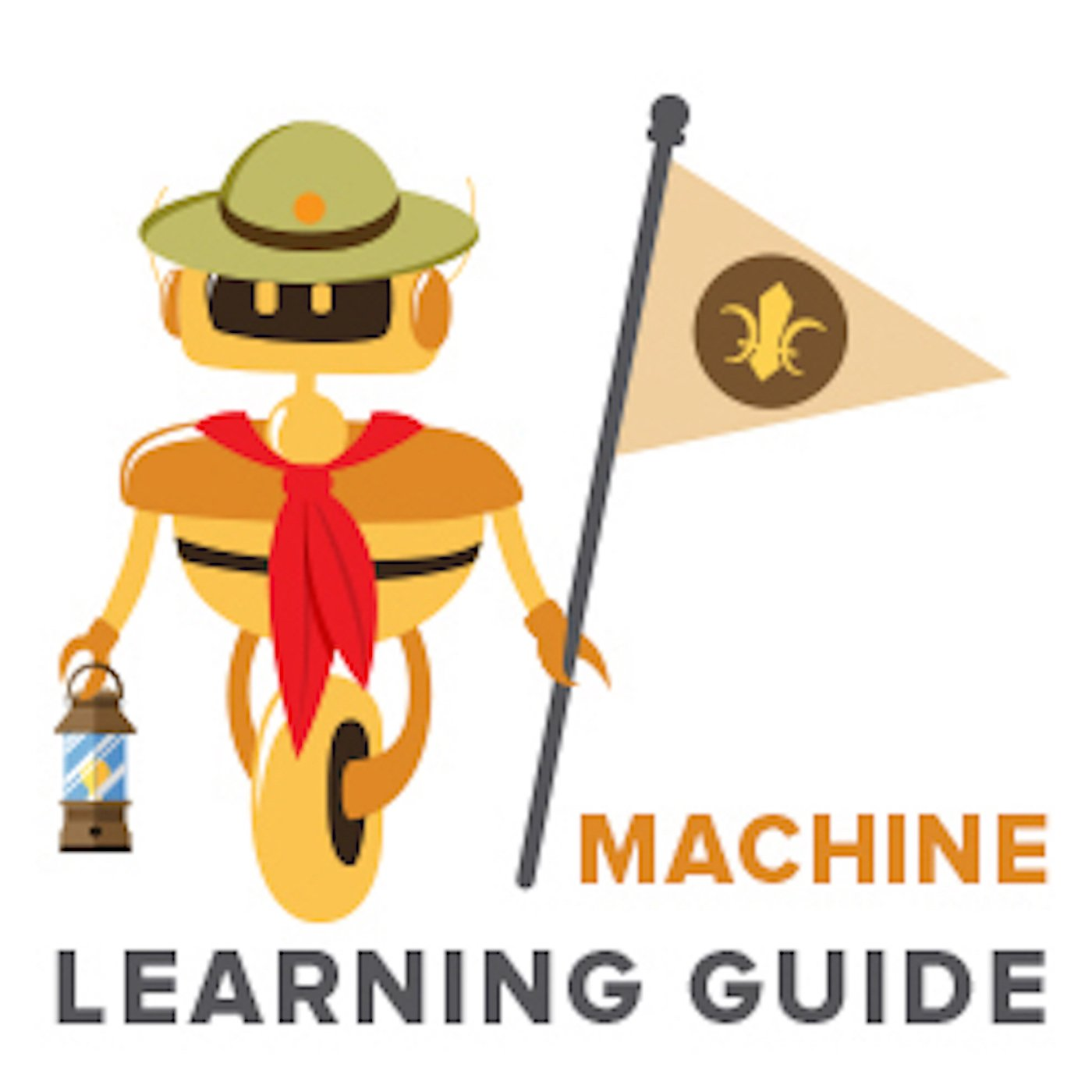 Machine Learning Guide Podcast Logo