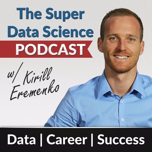 SuperDataScience Podcast Logo