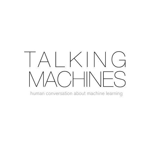 Talking Machines Podcast Logo