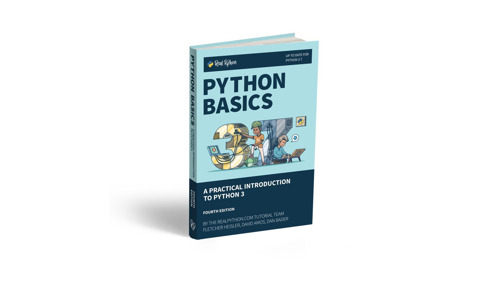 Python Basics Book Early Access Real Python