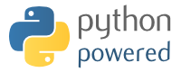 Powered by Python