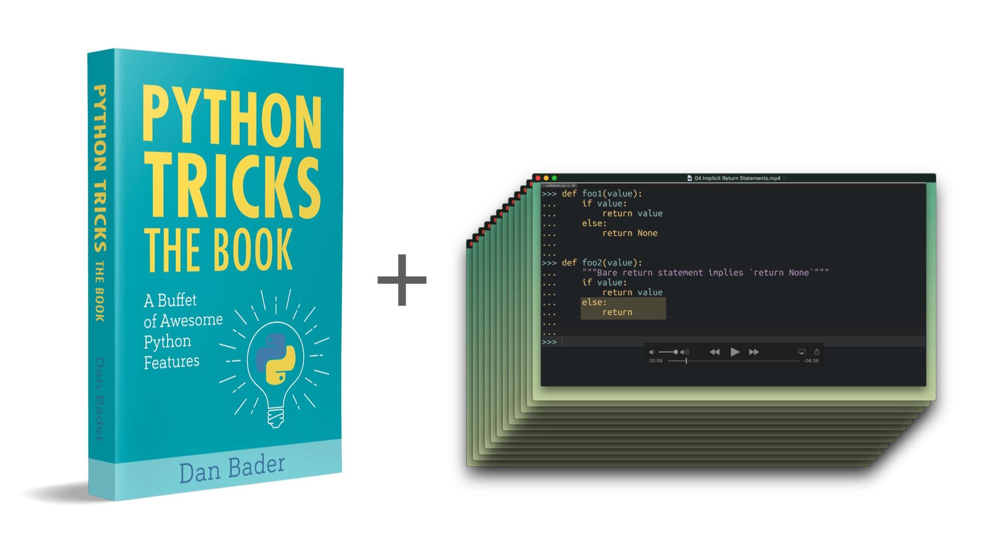 Python Tricks + Videos (Bundle)