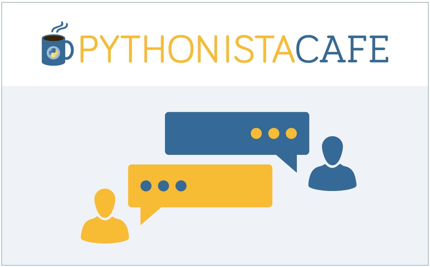PythonistaCafe Logo