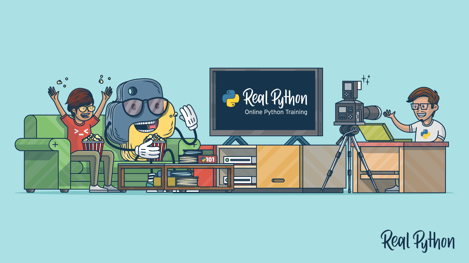 Real Python Video Courses