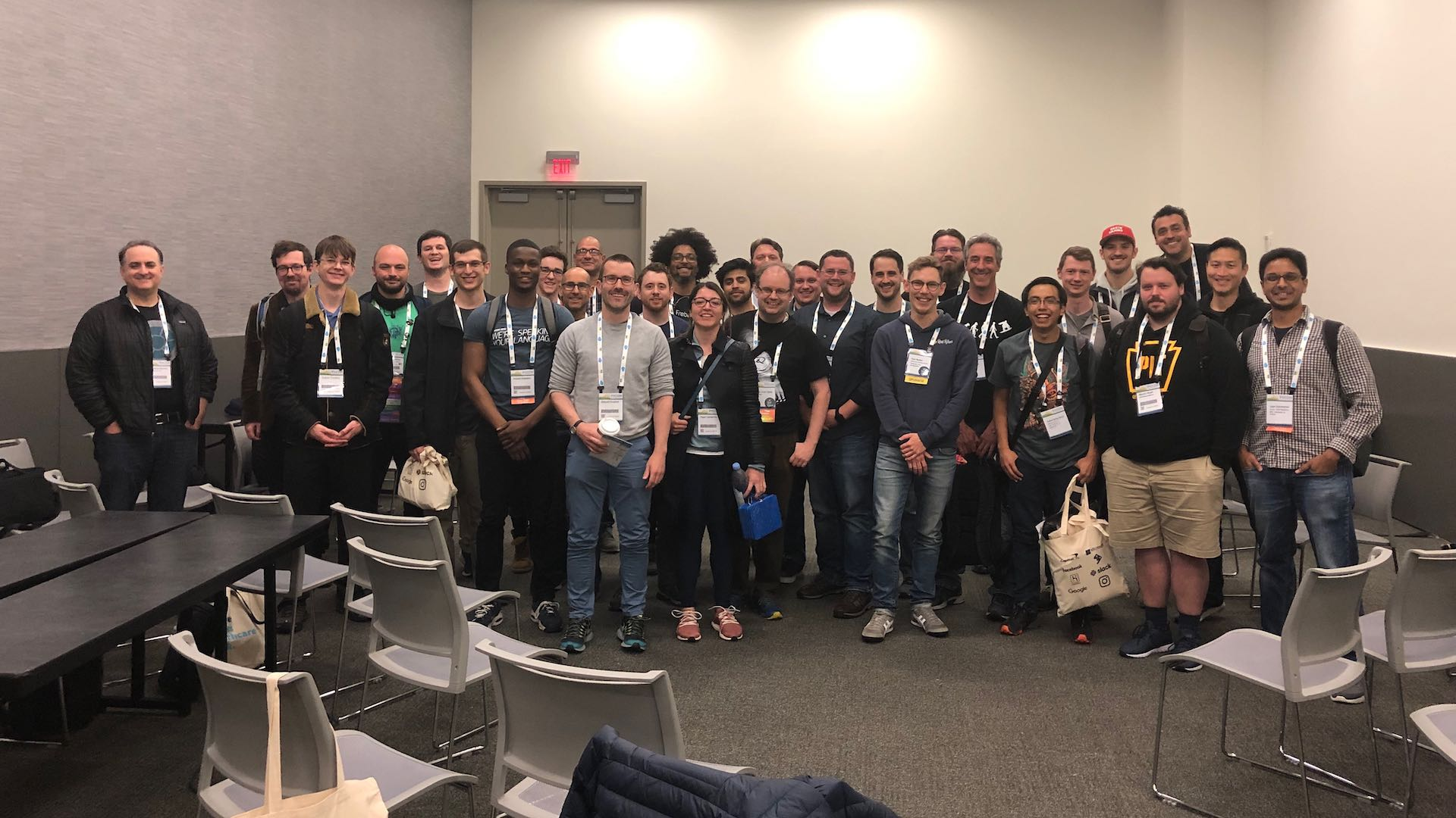 Real Python Open Space at PyCon 2019