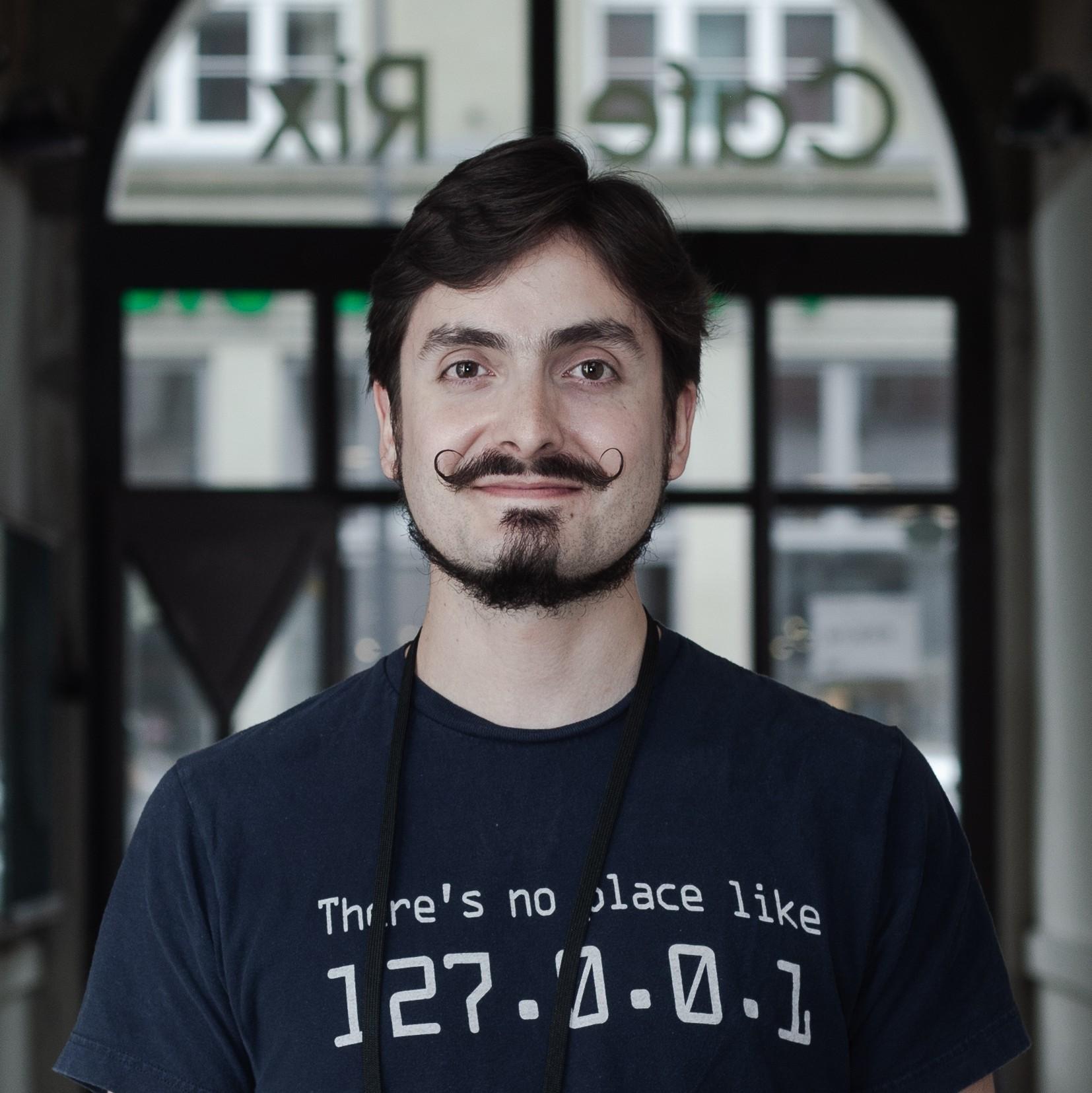 Python Community Interview With Sebastián Ramírez