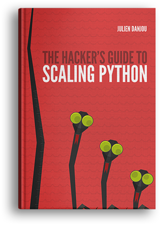 Scaling Python Book Cover